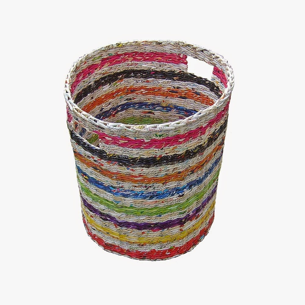 kolorowy koszyk