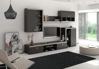 cabinet tv kayu jati