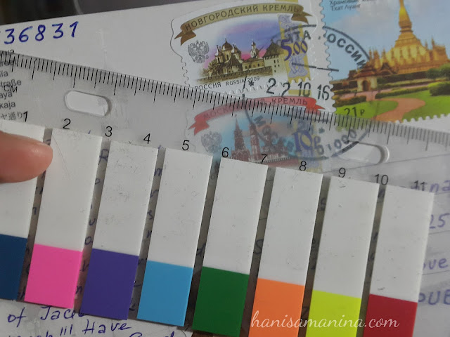 image for sticker post-it bookmark