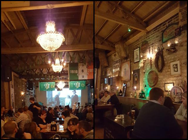 Pub the Celt in Dublin
