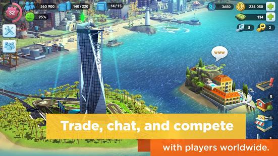 SimCity BuildIt Mod Apk Full