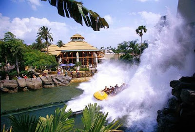 Universal Island/Amusement Park Orlando Florida