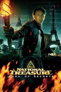 National Treasure Book of Secrets (2007)