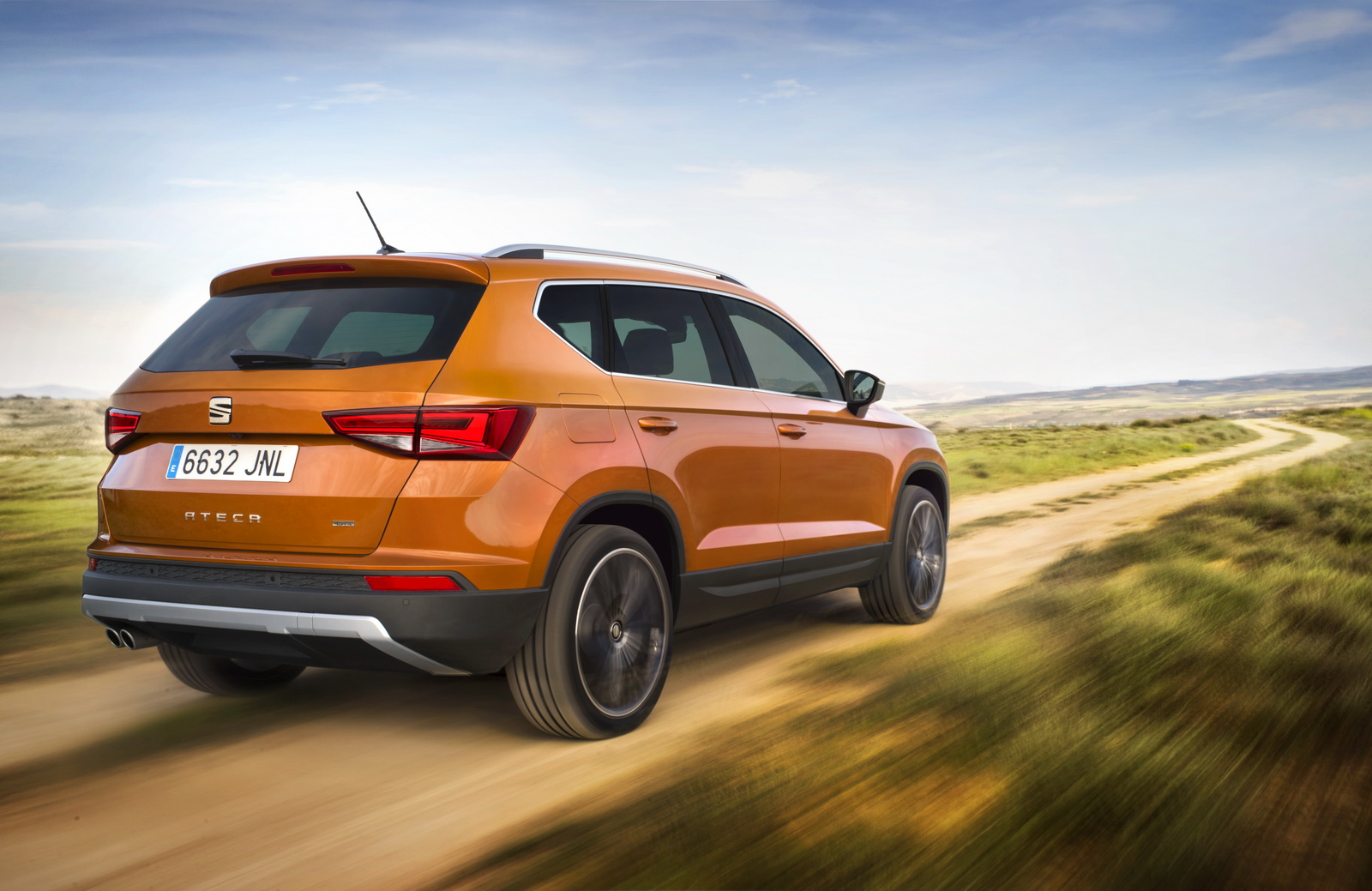 seat expects demand for ateca suv to outstrip supply. Black Bedroom Furniture Sets. Home Design Ideas