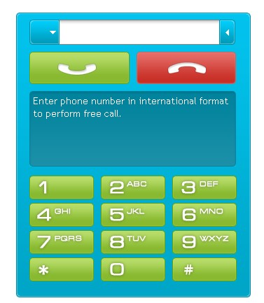 free call pc to mobile online