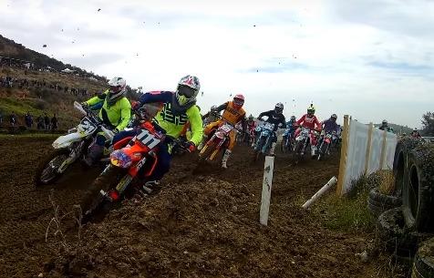 Ο αγώνας του Πανελληνίου Πρωταθλήματος Motocross στο Άργος (βίντεο)