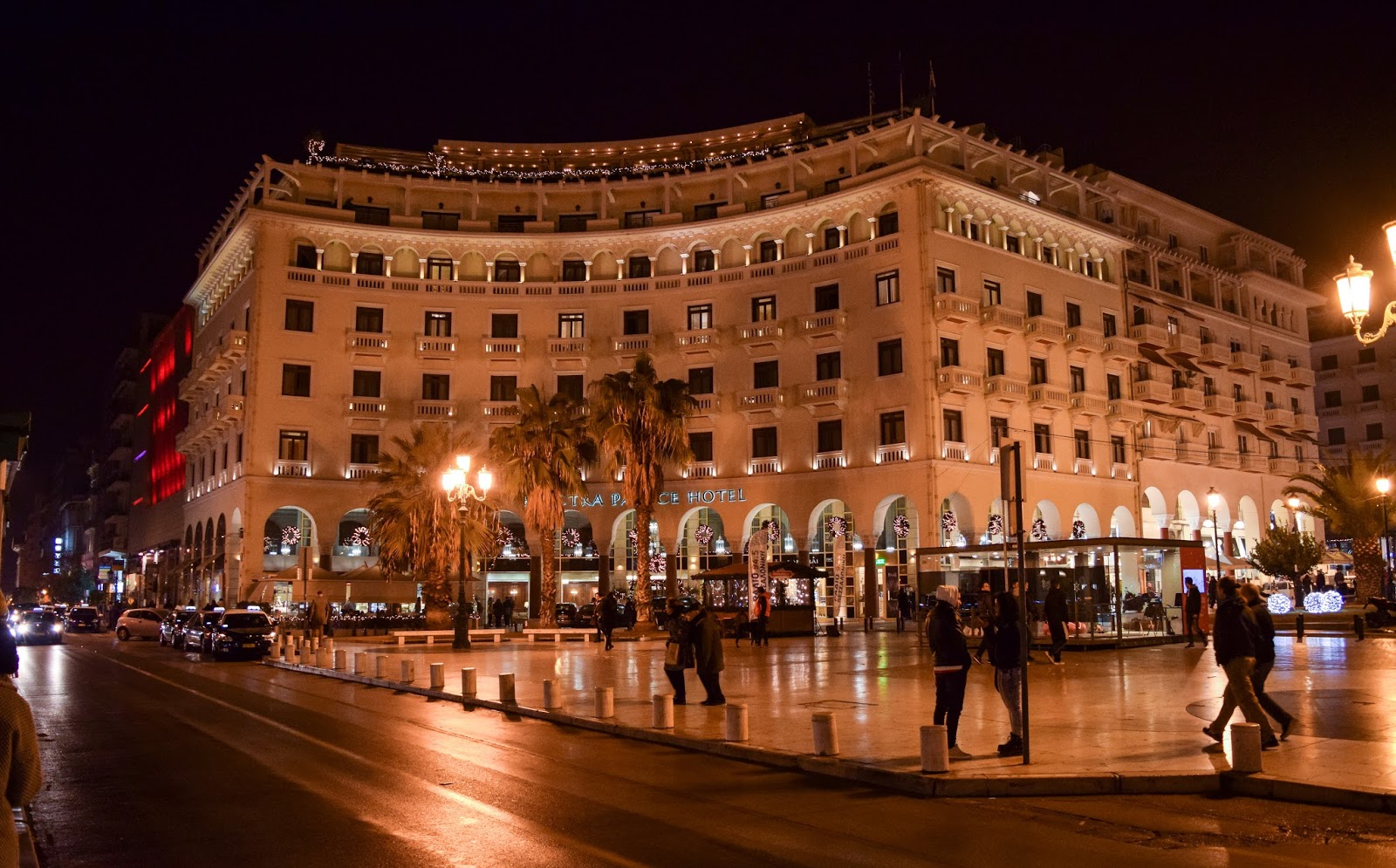 Aristotelous Square - Thessaloniki