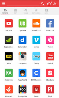Vidmate – HD Video & Music Downloader v3.5301 APK is Here !