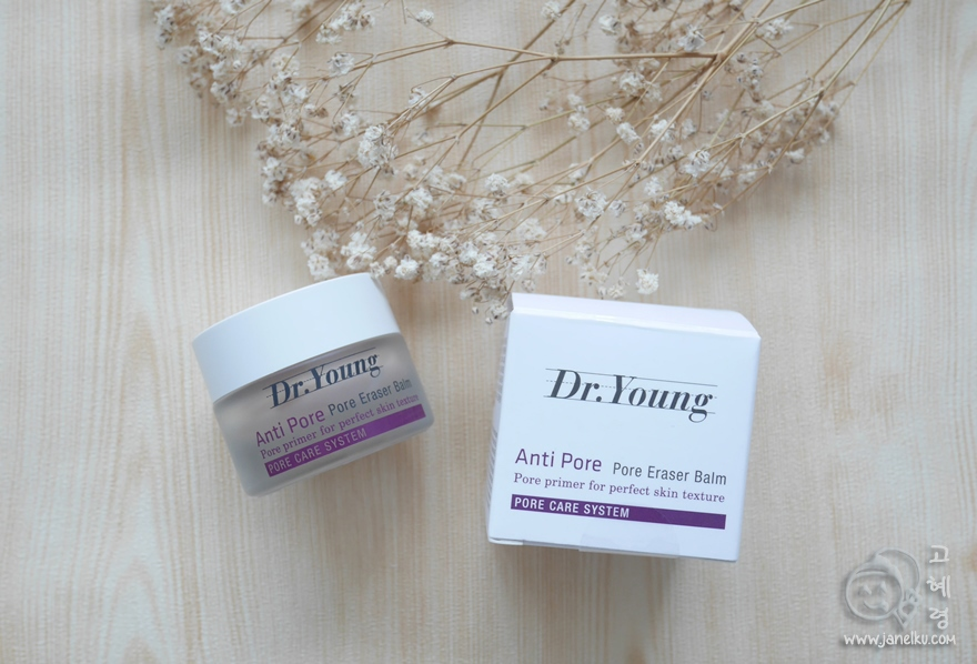 Dr.Young's Pore Eraser Balm: Review