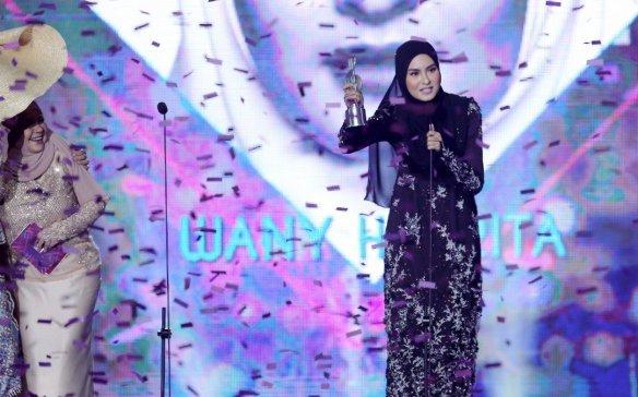 Senarai Penuh Keputusan Anugerah Bintang Popular Berita Harian (ABPBH 31) 2018