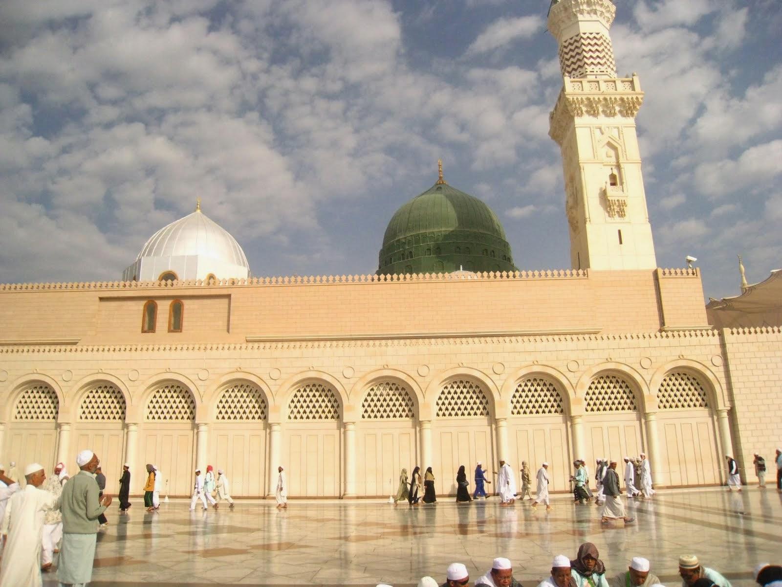 masjid nabawi umrah musim sejuk