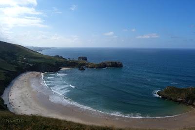 Playa de Torimbia - Llanes