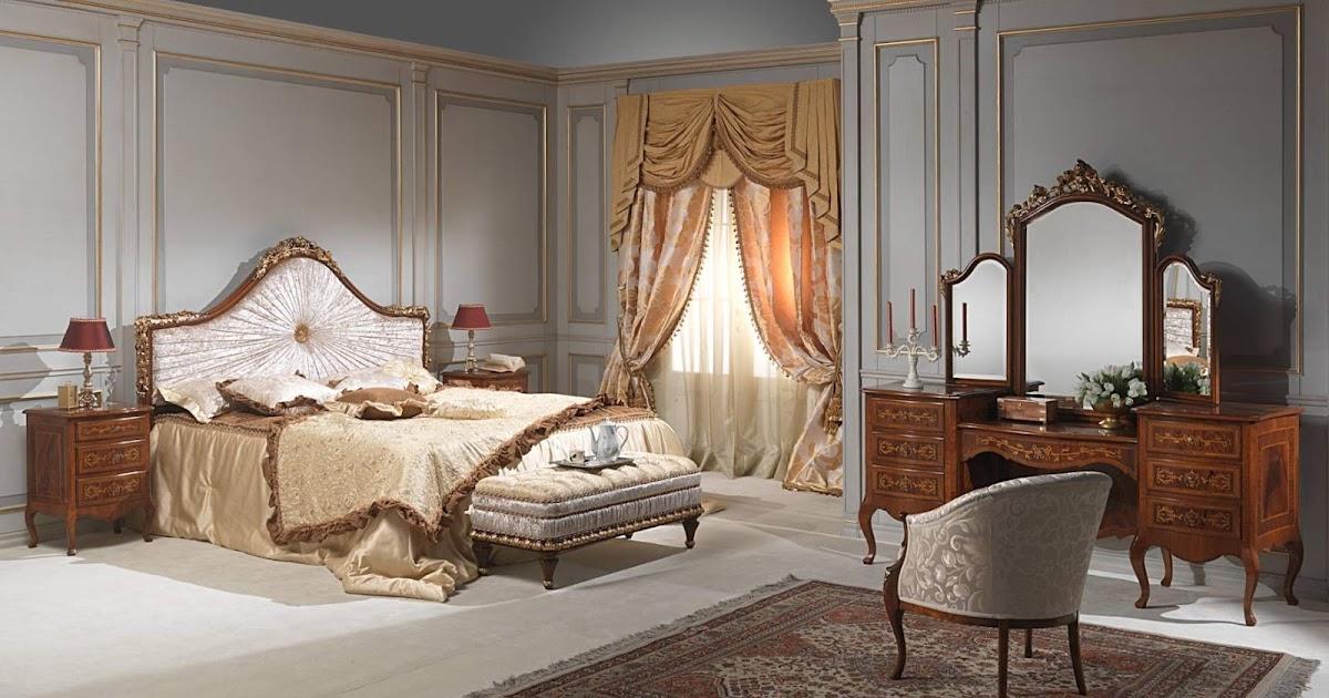 2019 - Camere da letto classiche di lusso ...