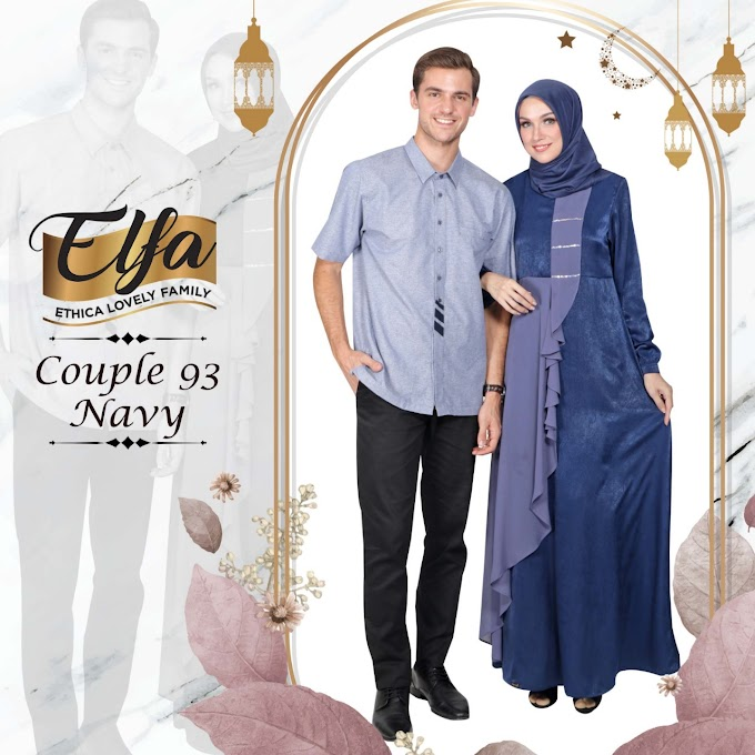 KOLEKSI  COUPLE ETHICA TERBARU ELFA COUPLE 93