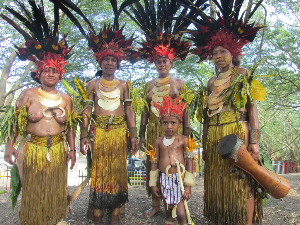 THE MELANESIAN (AFRICANS) OF SOLOMON ISLANDS: THE WORLD`S