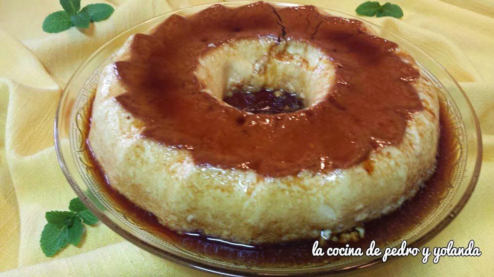 Dos flanes sencillos y una bavaresa cocinar en casa es for Facilisimo cocina postres