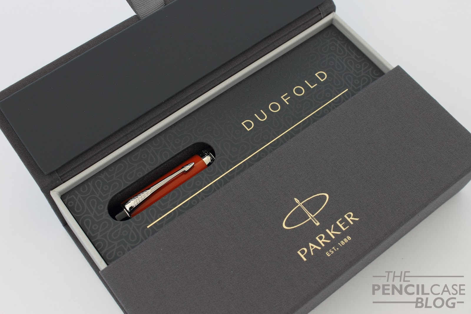 Parker Duofold Centennial Big Red Fountain Pen Review