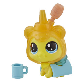 LPS Series 4 Thirsty Pets Bee (#4-156) Pet