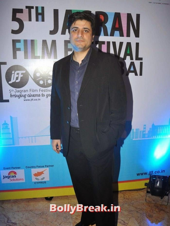Goldie Behl, 5th Jagran Film Festival Red Carpet Pics