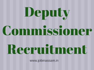 Office of the Deputy Commissioner, Udalguri Vacancies - Block Level Facilitator