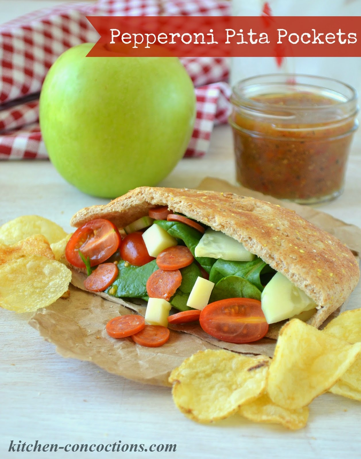 Pepperoni pita pockets kitchen concoctions many years ago i needed a break from the food and beverage industry i had worked for years working away every holiday and all my nights and weekends forumfinder Image collections