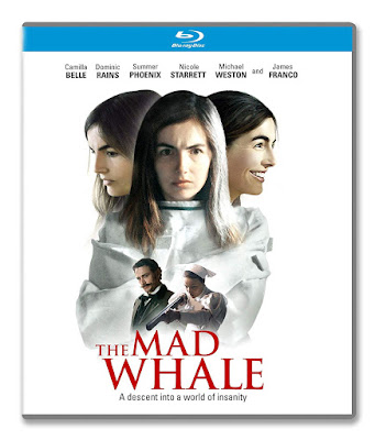 The Mad Whale 2017 Bluray