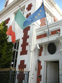 Italian Consulate San Francisco, USA