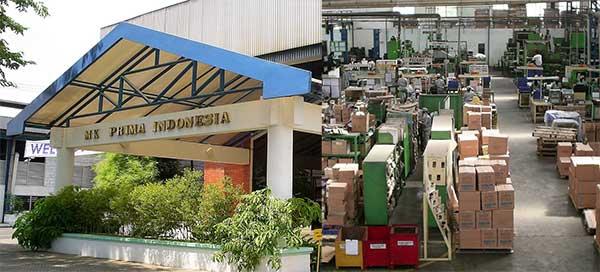 MK Prima Indonesia Spare Part Rem Mobil
