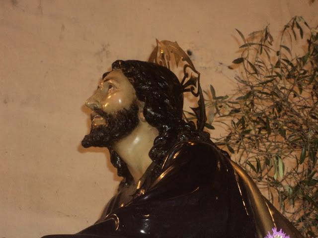 Resultado de imagen de la oración en el huerto de getsemaní