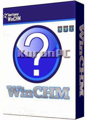 WinCHM Pro 4.47 + Crack