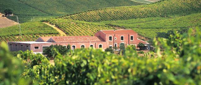 Vinícola Gambino Winery em Sicília