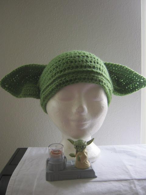 Artworx Die Yoda Mütze