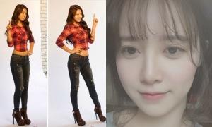 Sao Hàn 21/1: Seol Hyun khoe dáng mỹ miều, Goo Hye Sun đẹp không tỳ vết
