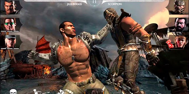 Captura de Mortal Kombat X para Android