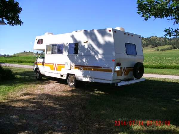 Used RVs 1976 Dodge Winnebago Motorhome for Sale For Sale by