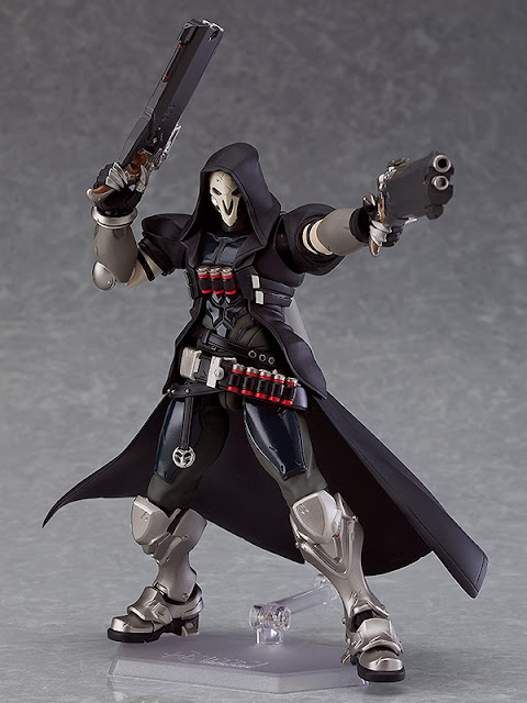 "figma Reaper de ""Overwatch"" - Good Smile Company"