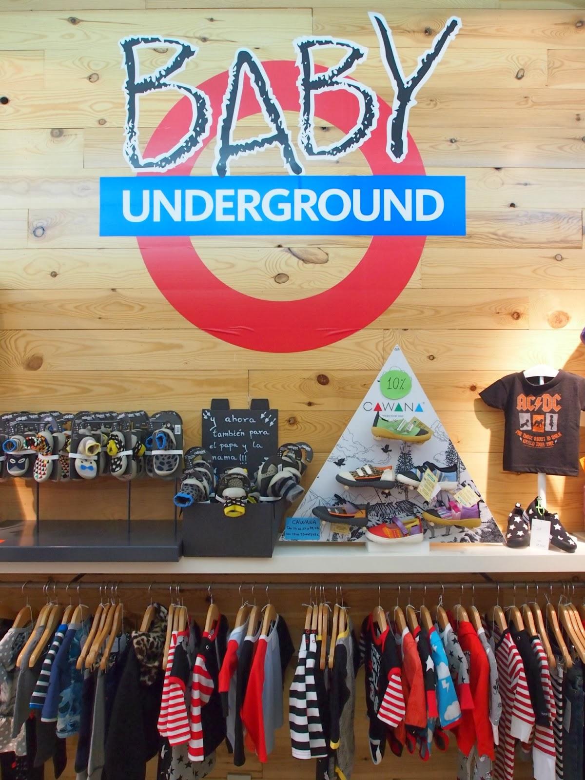4cf5e8701571 re-comiendo: Baby Underground. Ropa para niños cañeros en Alicante.