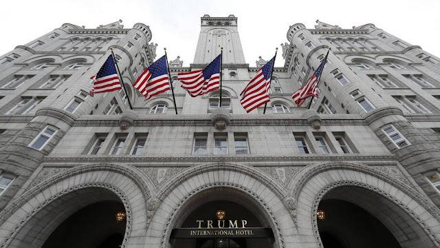 ¿Se está enriqueciendo Trump en el poder?