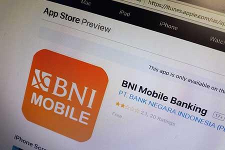 Cara Aktivasi BNI Mobile Banking di HP Baru