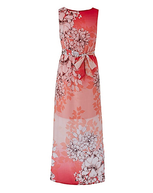 1f5558674e1b8 For me this Lorraine Kelly maxi dress just had to make it onto my wishlist.  I am such a fan of hers, I watch the Lorraine Kelly show in the morning  with ...