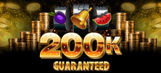 $200,000 Guaranteed Casino Tournament | Slots Village
