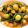 Resep Gulai Kacang Panjang Telur Puyuh Mudah dan Lezat Banget