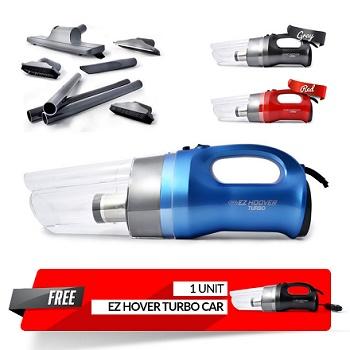 Vacuum Cleaner JACO EZ HOOVER TURBO Review