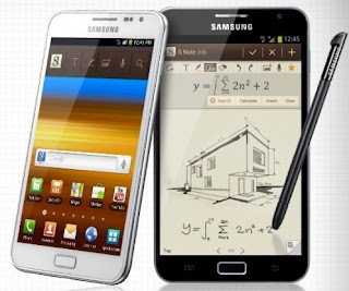 Fungsi S-Pen Samsung Galaxy Note 1