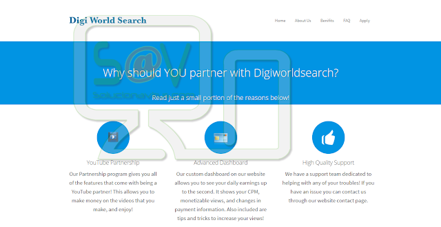 Digiworldsearch Media Manager o Digi world search