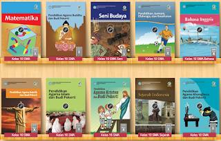 Buku Paket Kelas 10 SMA/MA Kurikulum 2013 Revisi Terbaru