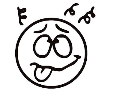 Gambar Mewarnai Emoticon - 10