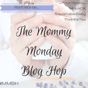 The Mommy Monday Blog Hop