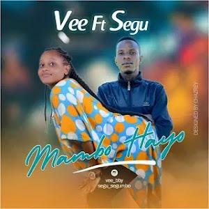 Download Audio | Vee ft Segu Segumbo - Mambo Hayo (Singeli)