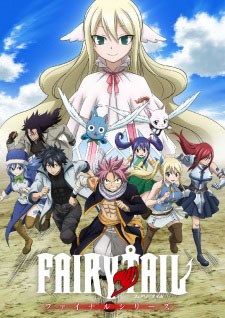 Fairy Tail Anime (2018) Final Series
